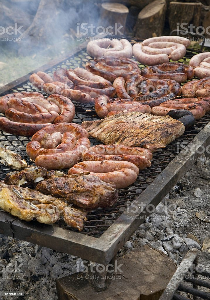 Barbacoa - foto de stock