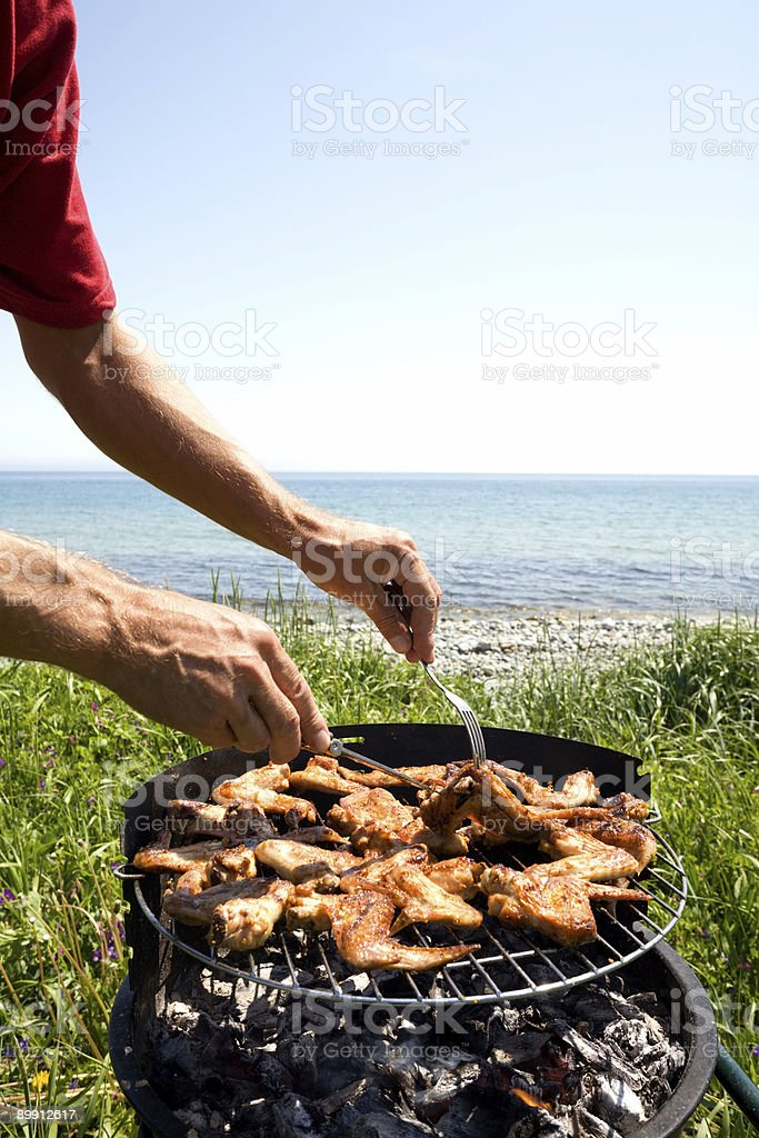 barbecue foto stock royalty-free