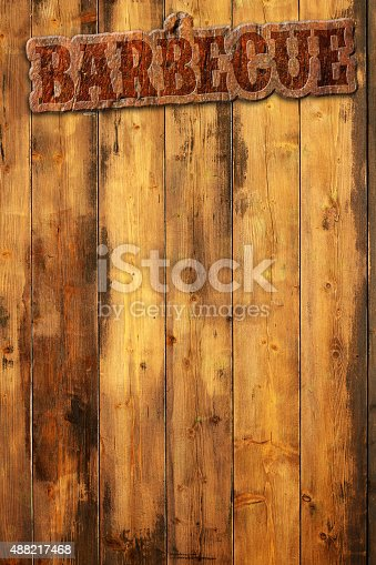 istock barbecue signboard 488217468