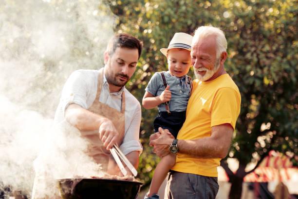 czas grillowania - barbecue zdjęcia i obrazy z banku zdjęć
