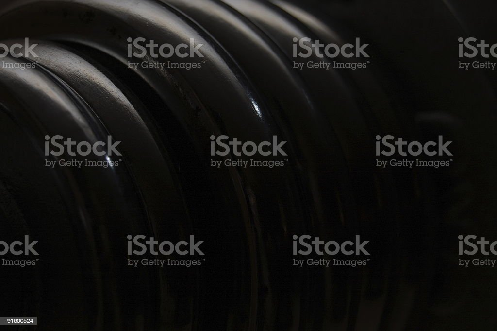 Barbell Background royalty-free stock photo