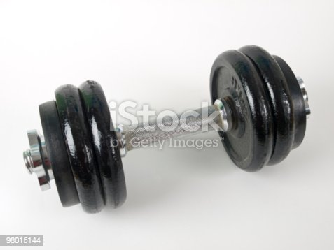 Barbell Stock Photo & More Pictures of Barbell