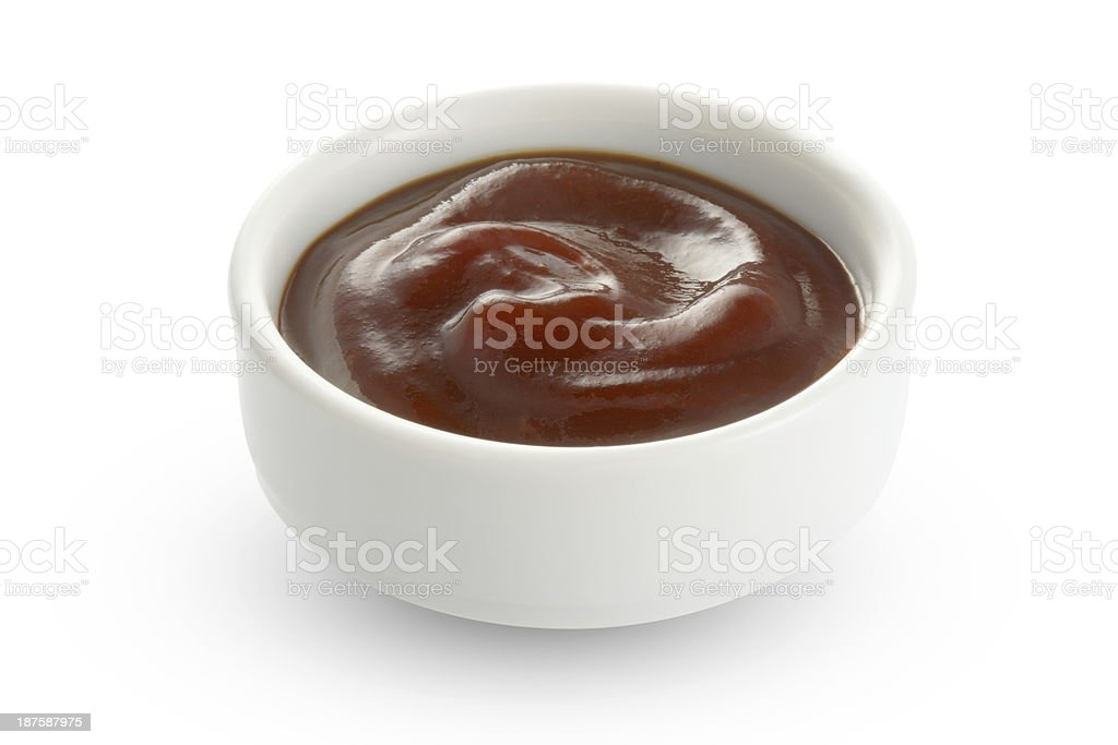 Barbeque Sauce stock photo