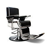 istock Barber chair 1007689468