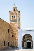 Barber Mausoleum Tomb Abou Dhama of Kairouan, Tunisia, africa
