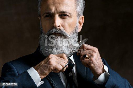 istock Barber 820875788