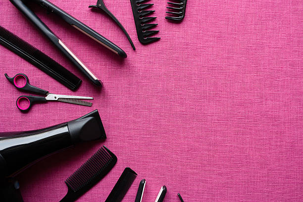 Top 60 Hair Tools Stock Photos, Pictures, and Images - iStock
