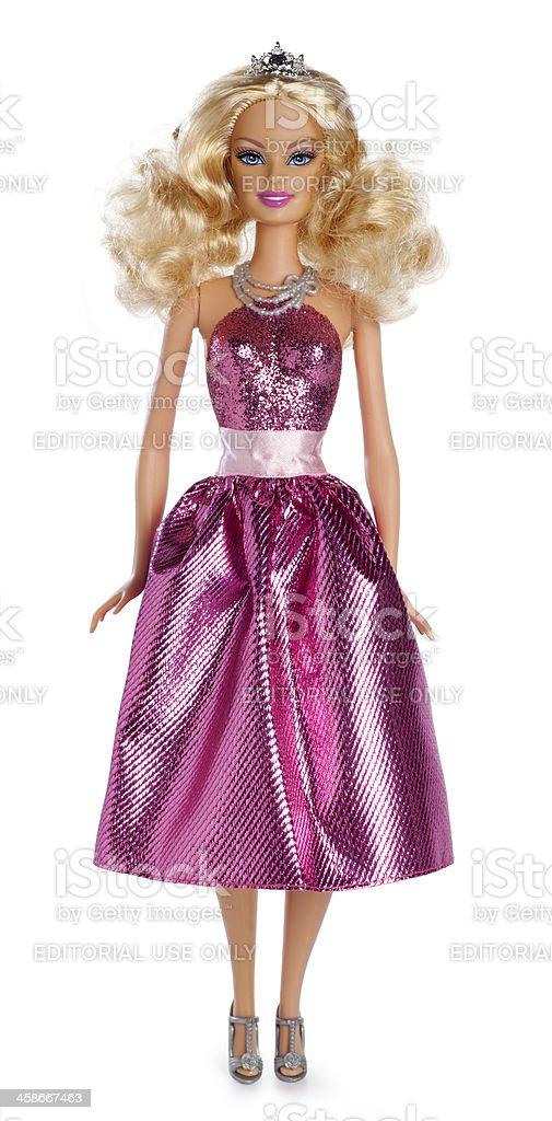 Boneca Barbie em branco - foto de acervo