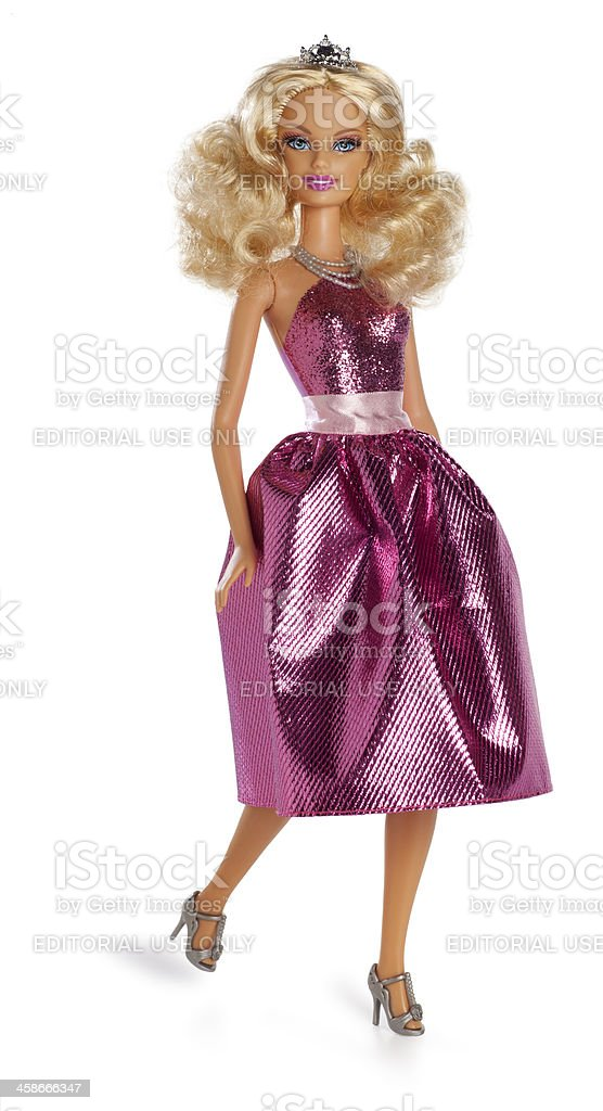 Barbie Doll stock photo