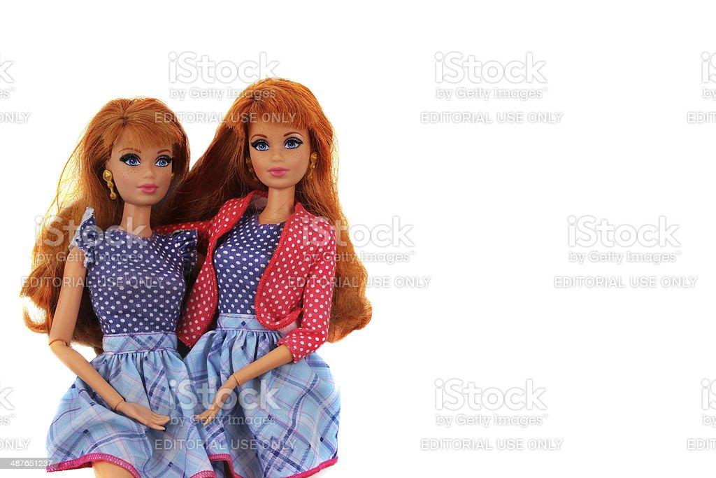 Fotografía de Barbie Muñeca Camas Gemelas Con Espacio De Copia y más ...