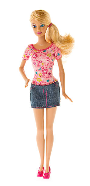 barbie puppe fashon - modepuppen stock-fotos und bilder