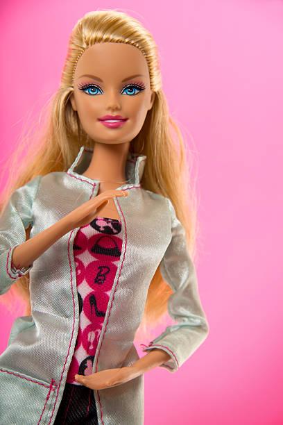 Barbie Fashon Doll stock photo