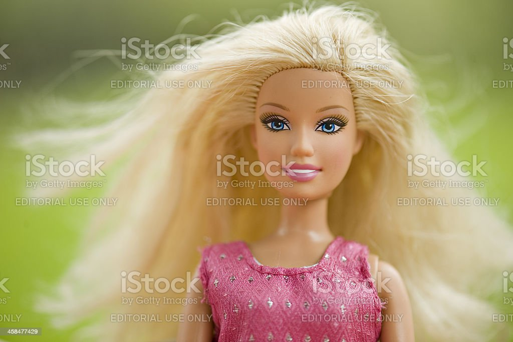 Barbie stock photo