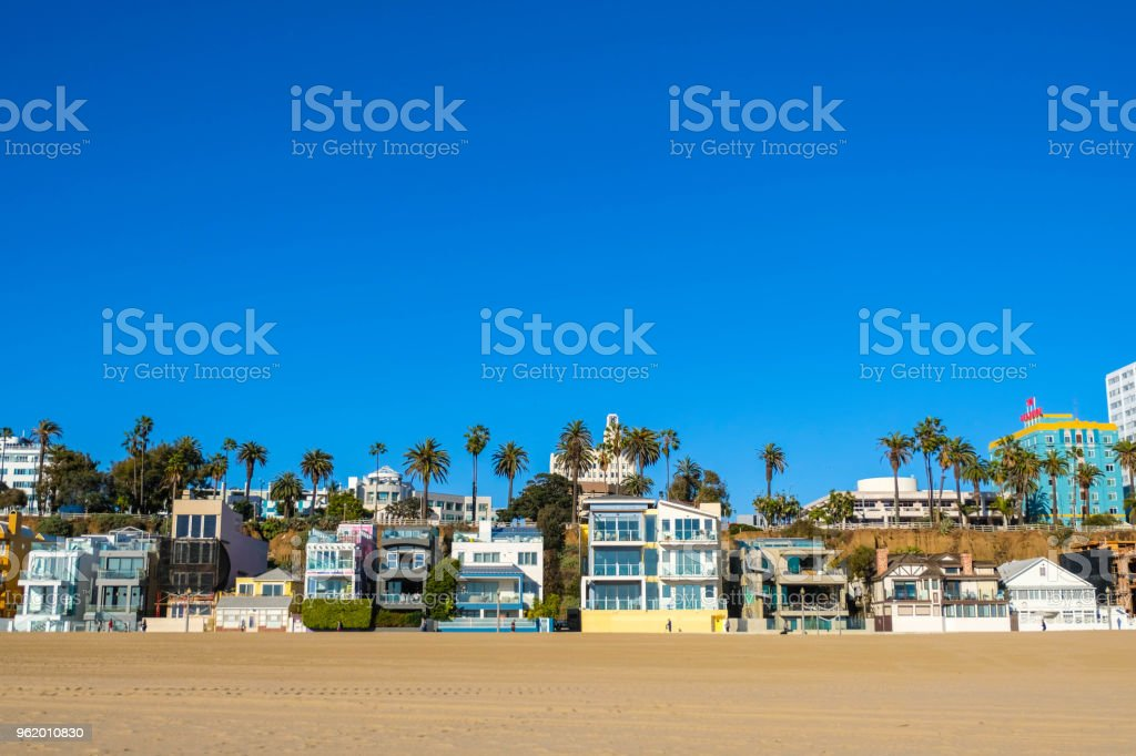 Barbie's Beach stock photo