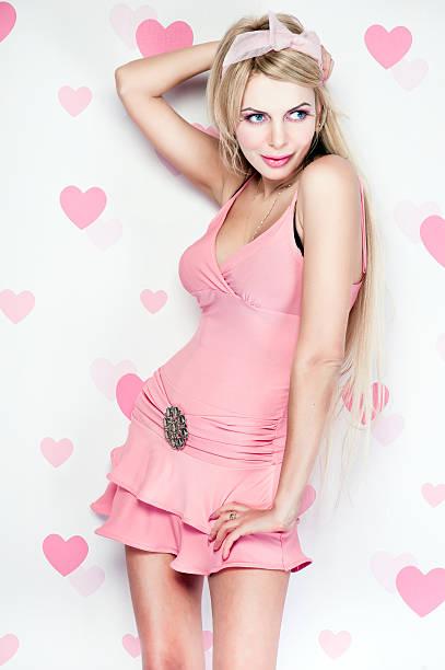barbie-fashion model - barbiekleidung stock-fotos und bilder