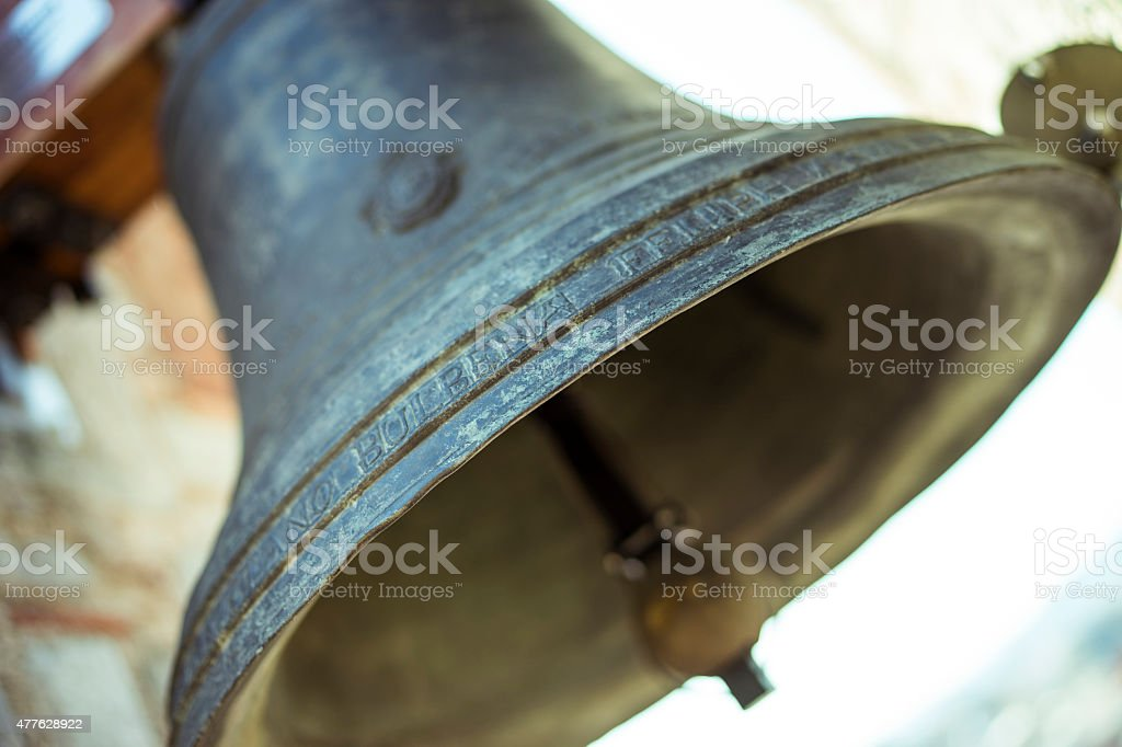Barca bell stock photo