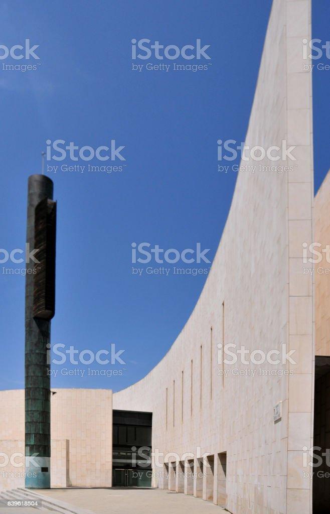 modern church - Parish of Saint Abraham, Patriarch - Parroquia del...