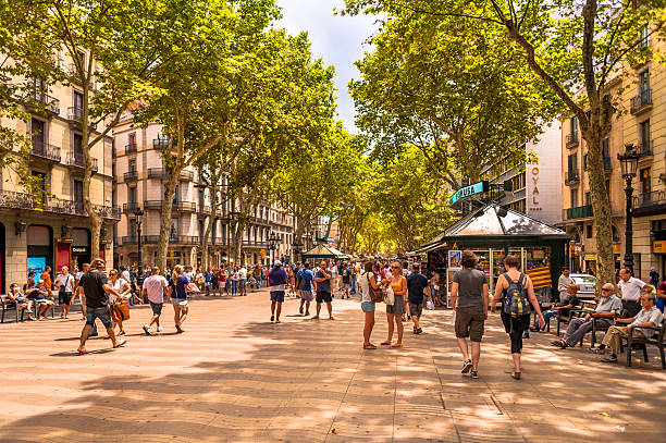 Image result for las ramblas