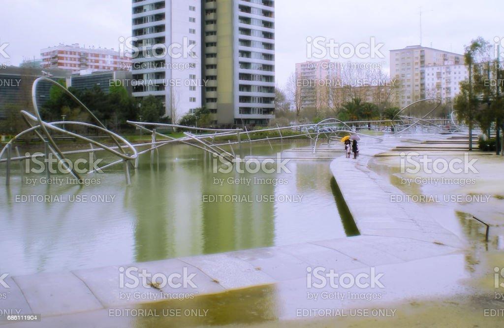 Barcelona Parc de la Diagonal Mar