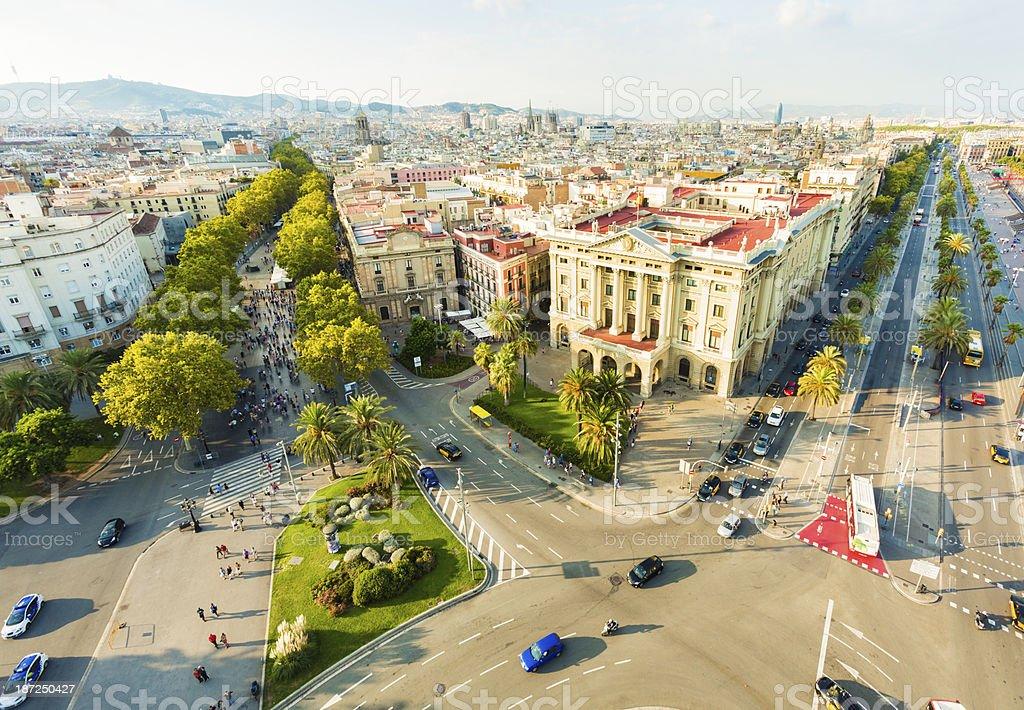Barcelona - foto de stock