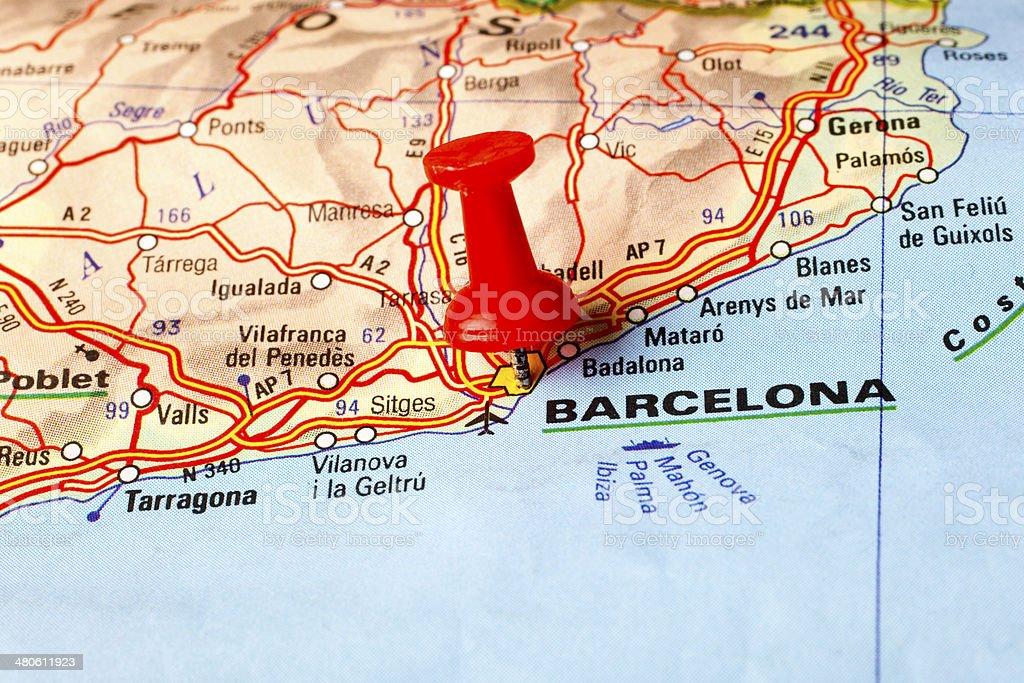 Barcelona stock photo 480611923 iStock