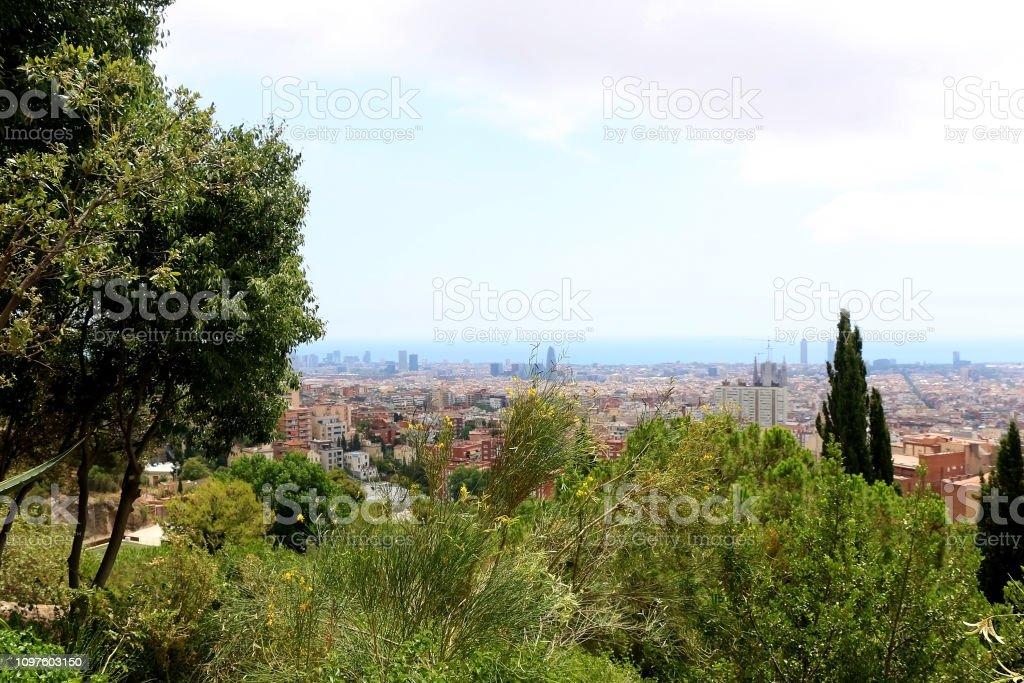Barcelona, Spain stock photo