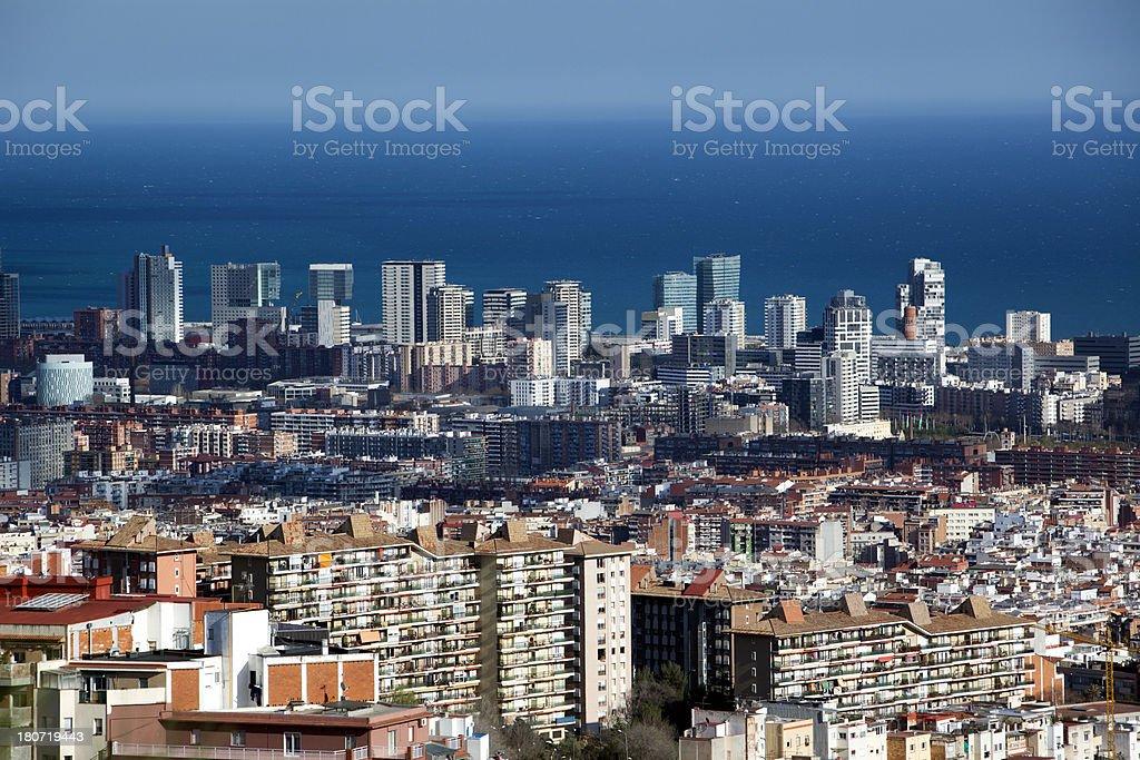 Barcelona, Spanien – Foto