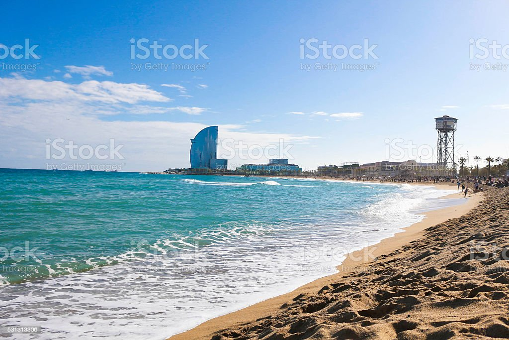 Barcelona, Spain stock photo