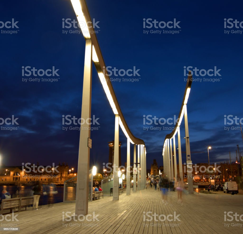 Barcelona Spain royalty-free stock photo