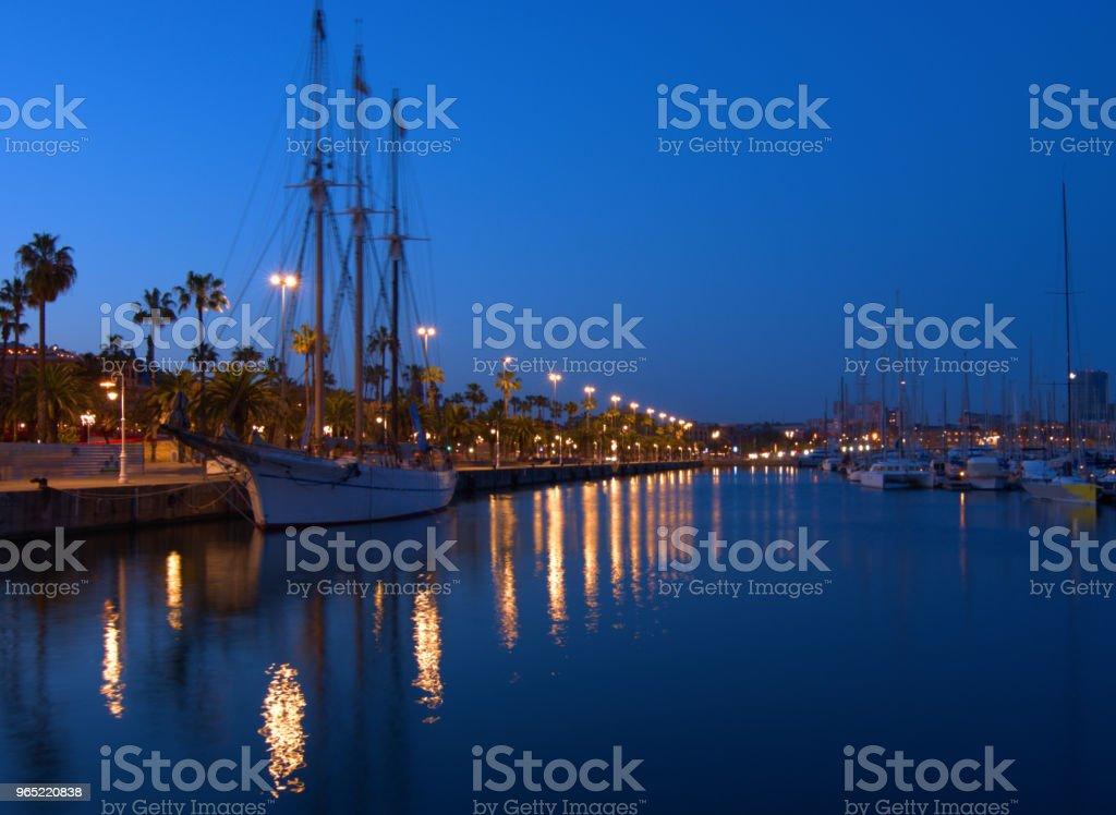Barcelona Spain royalty-free stock photo