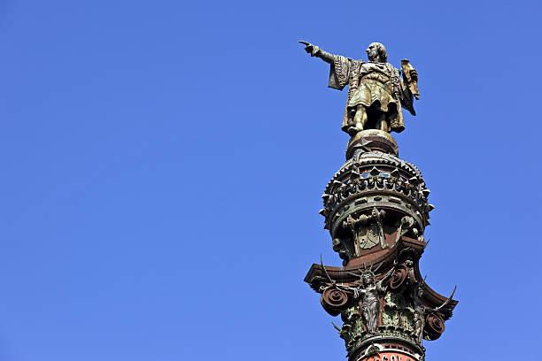barcelona # 11 xxxl - columbus day zdjęcia i obrazy z banku zdjęć