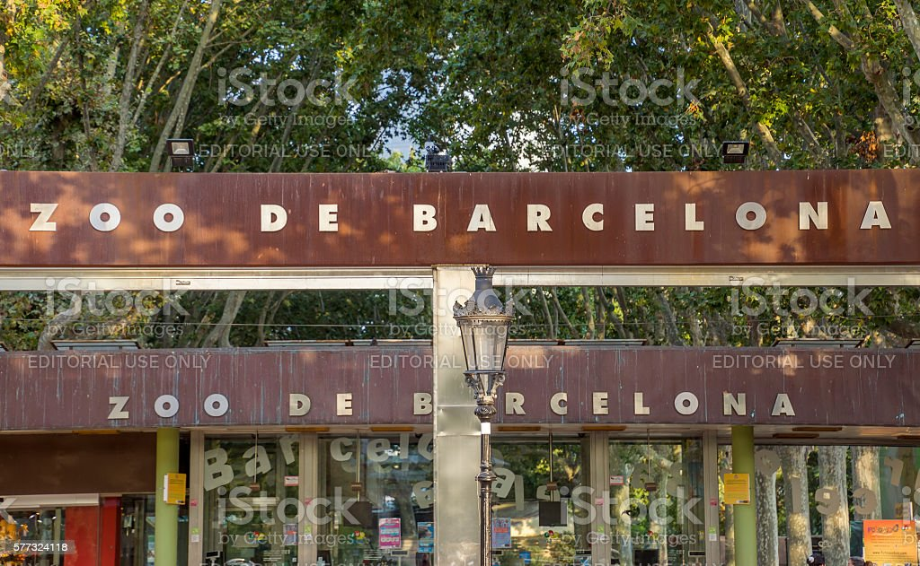 Barcelona Zoo Park Stock Photo Download Image Now Istock