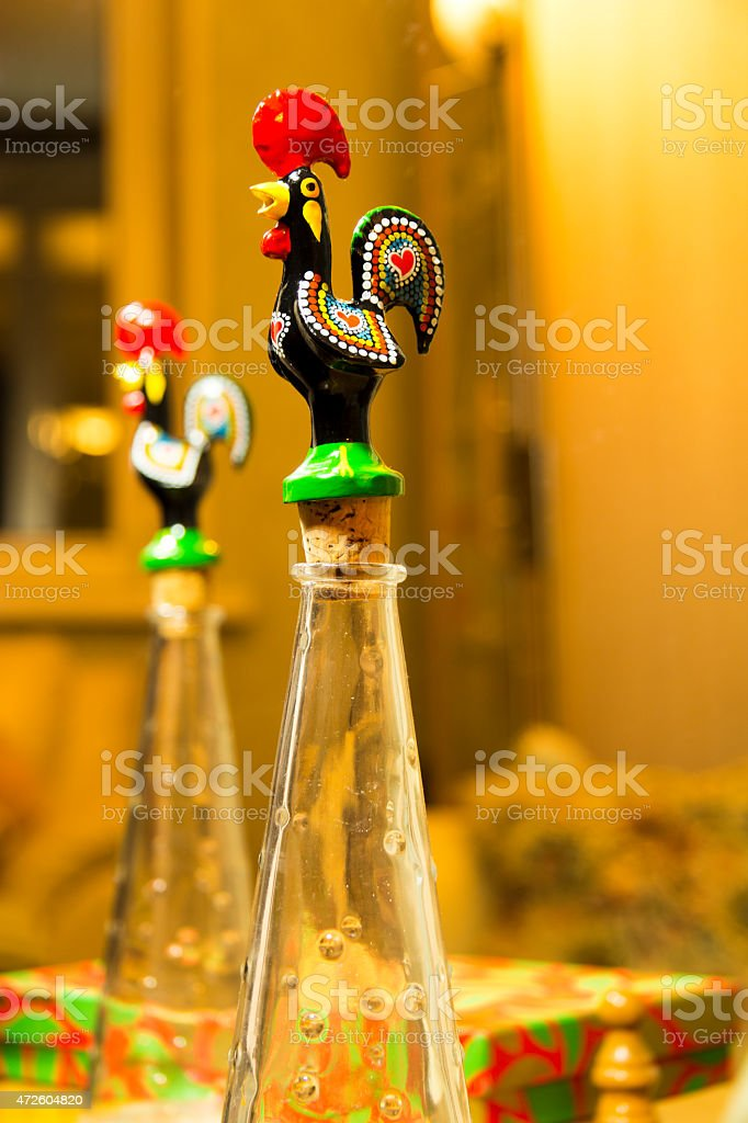 Barcelos Rooster A Symbol Of Portugal Stock Photo 472604820 Istock