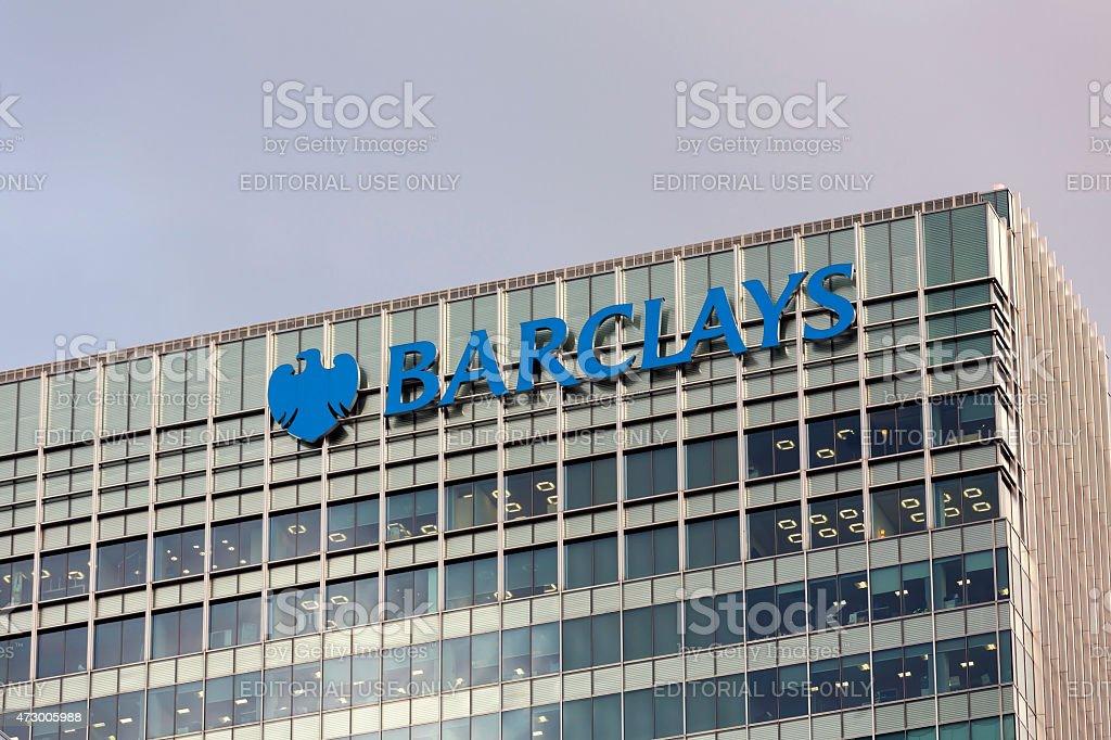 Barclays-Zentrale in London – Foto