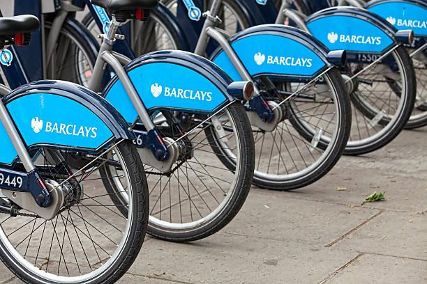 Barclays stock photo