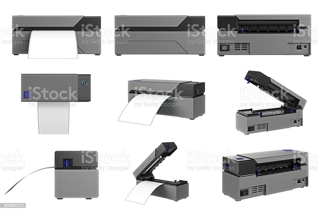 Barcode Printer TOP60 Drivers for Windows Download