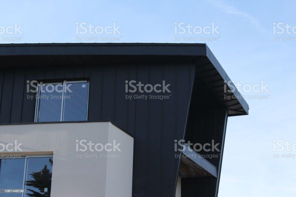 Bardage bâtiment - Photo