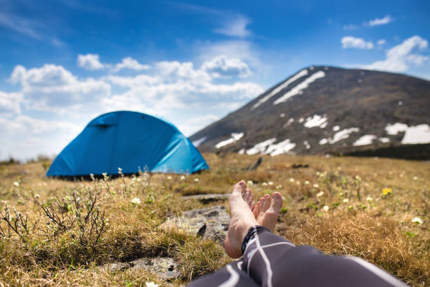 Mountain Climbing Stock Photos, Pictures & Royalty-Free