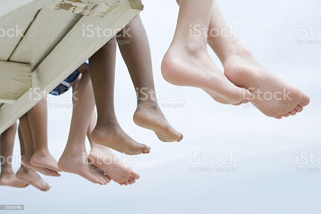 Bosej stopy – zdjęcie