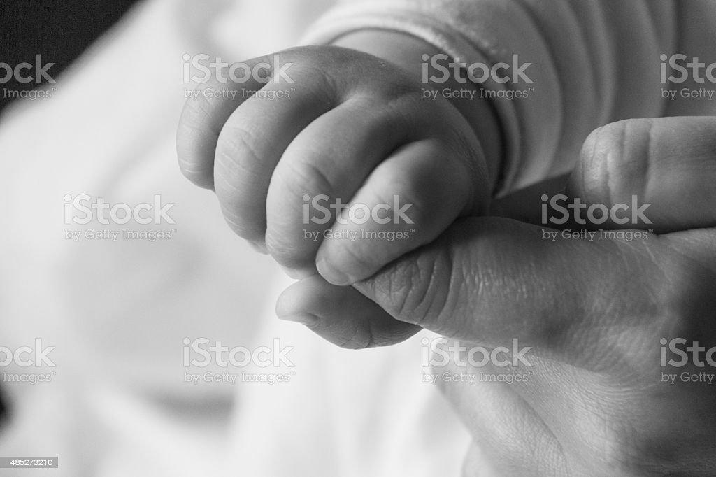 bare mano de bebé - 4 - Foto de stock de 2015 libre de derechos