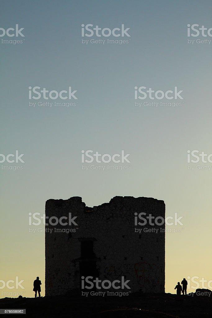 Bargilya stock photo