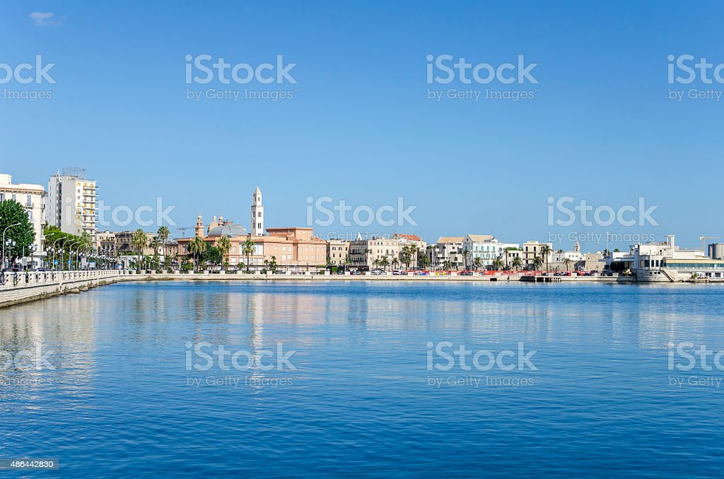 Bari, Puglia, Italy stock photo