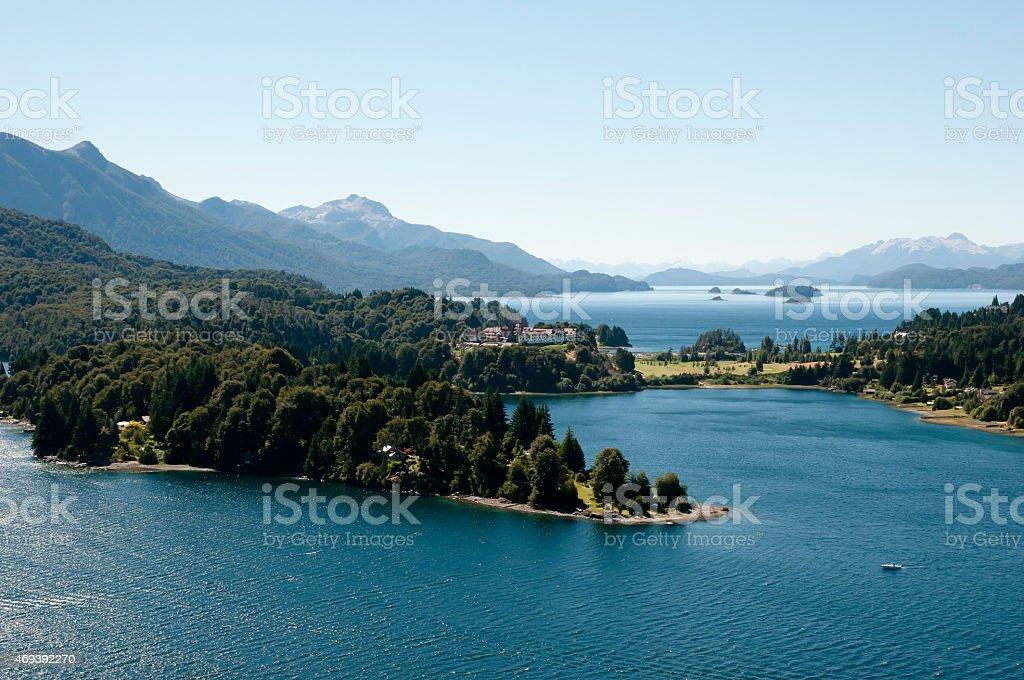 Bariloche - Argentina stock photo