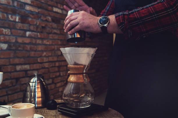 Barista Brauerei Kaffee – Foto