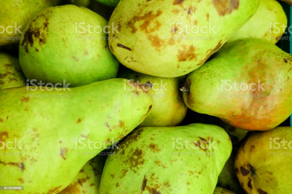 barlett pear royalty-free stock photo