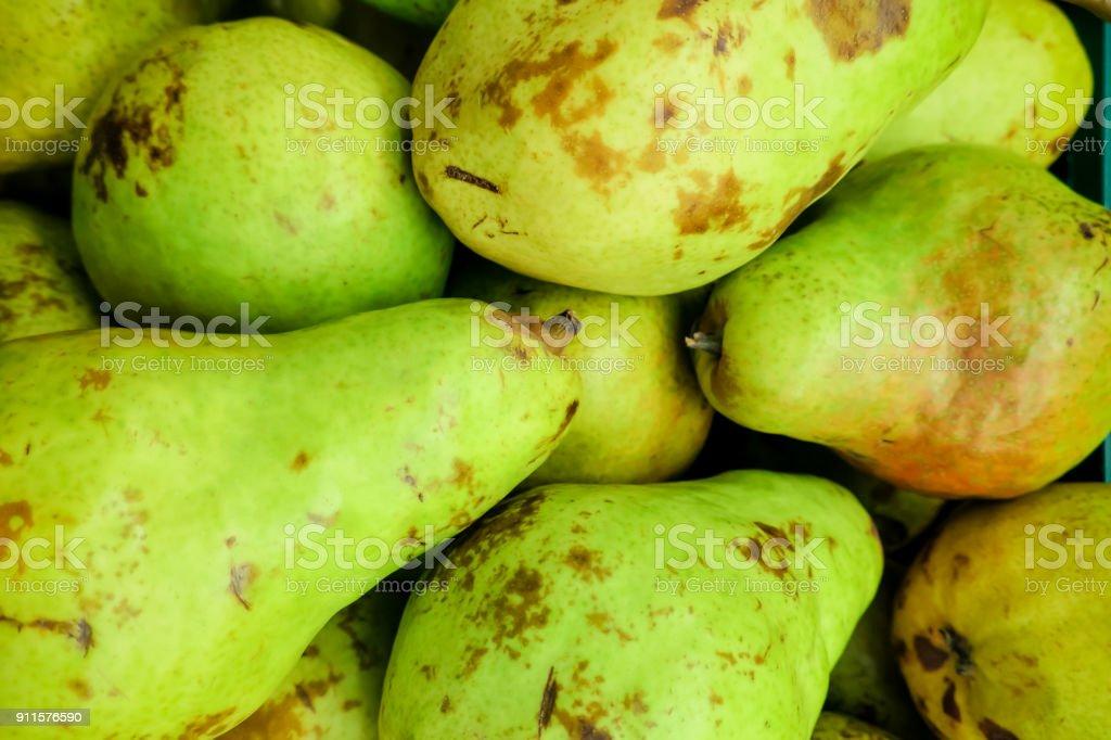 barlett pear stock photo