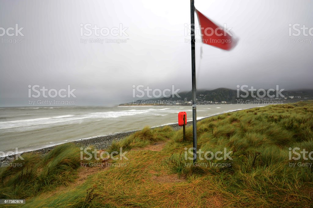 Barmouth stock photo