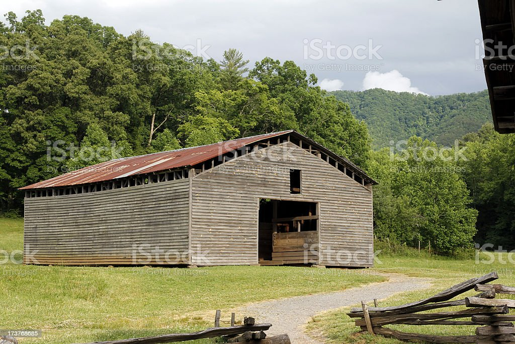 Barn royalty-free stock photo