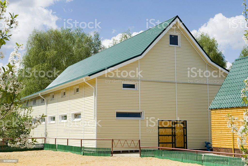 Barn Lizenzfreies stock-foto