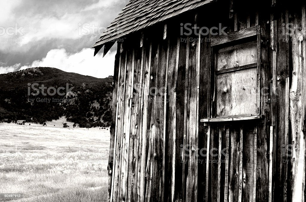 Barn royalty-free stock photo
